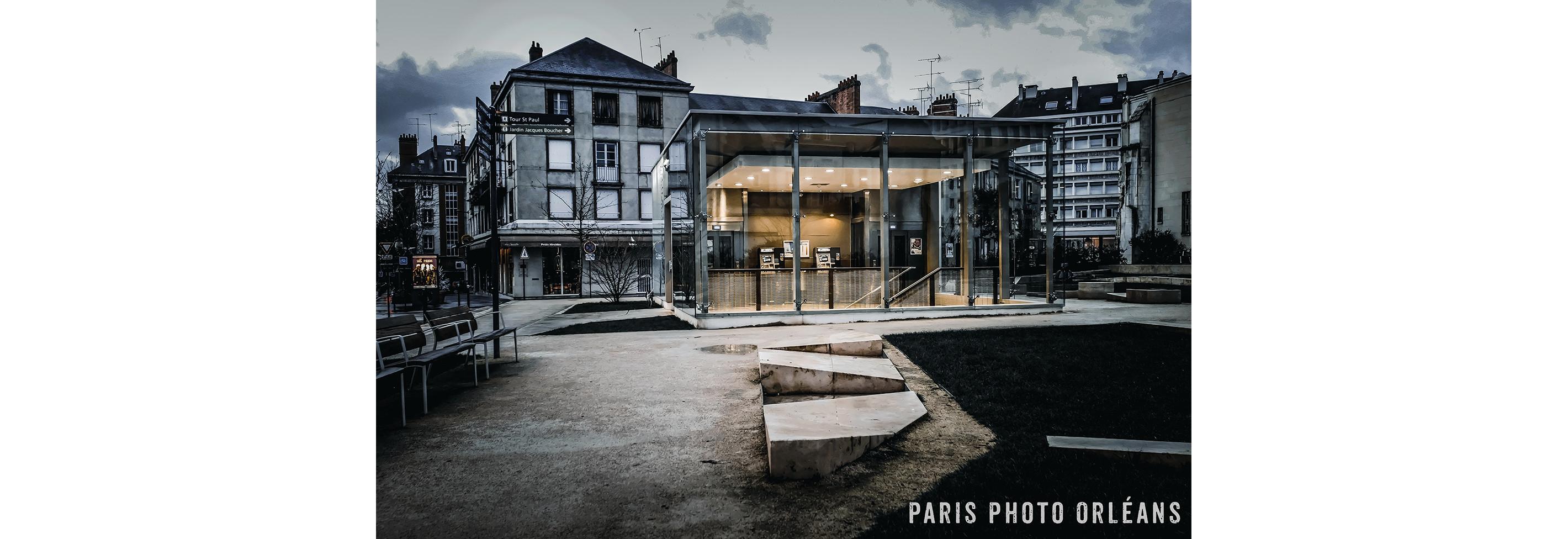 PARKING SOUTERRAIN CHEVAL ROUGE – ORLÉANS