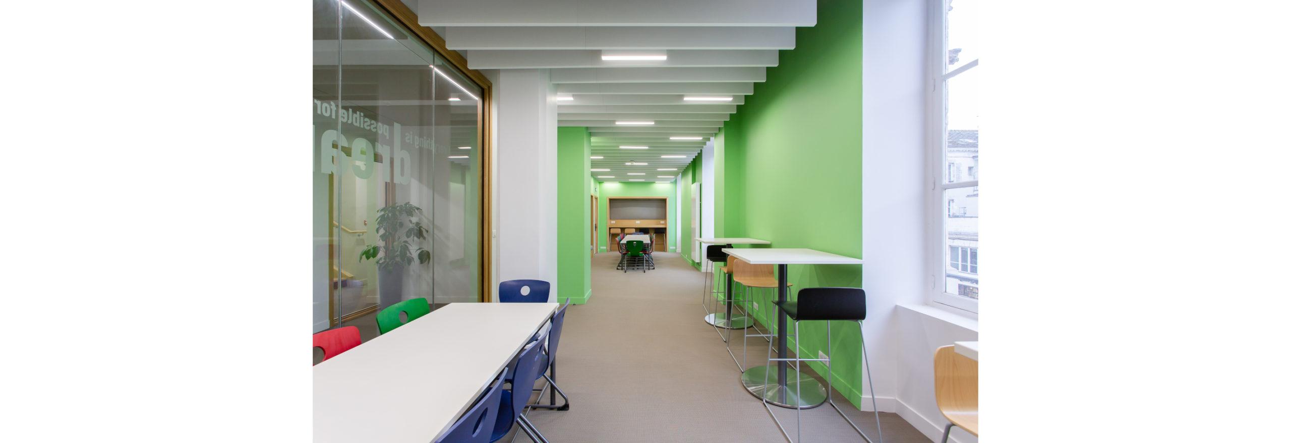 Ecole supérieure de commerce ISC – Campus d'ORLEANS