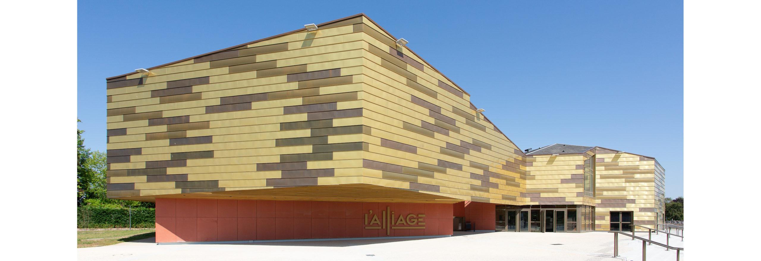 Espace culturel l'Alliage – Olivet (45)